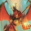 Демон принцесса Адаманты